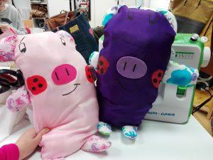 costura para niñas