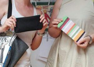 curso de costura con amigas