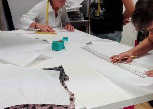 curso de patronaje, moda y confeccion