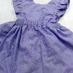 Conjunto azul, curso de ropa para bebe y niño-a