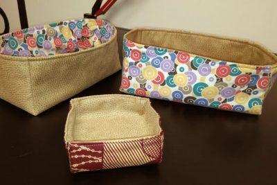 Confecciona unas fantásticas cestas «pongotodo»