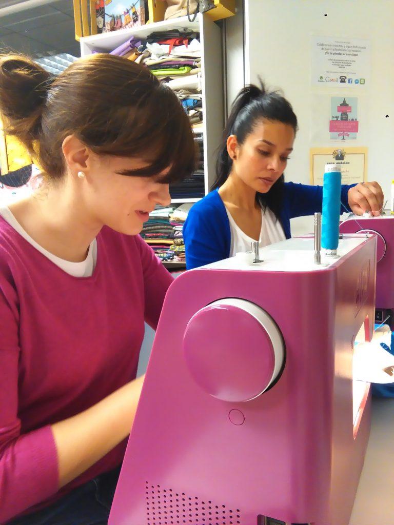 curso intensivo de costura a maquina en zaragoza