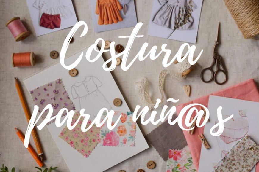 Curso de costura DISEÑO Y MODA PARA NIÑ@S