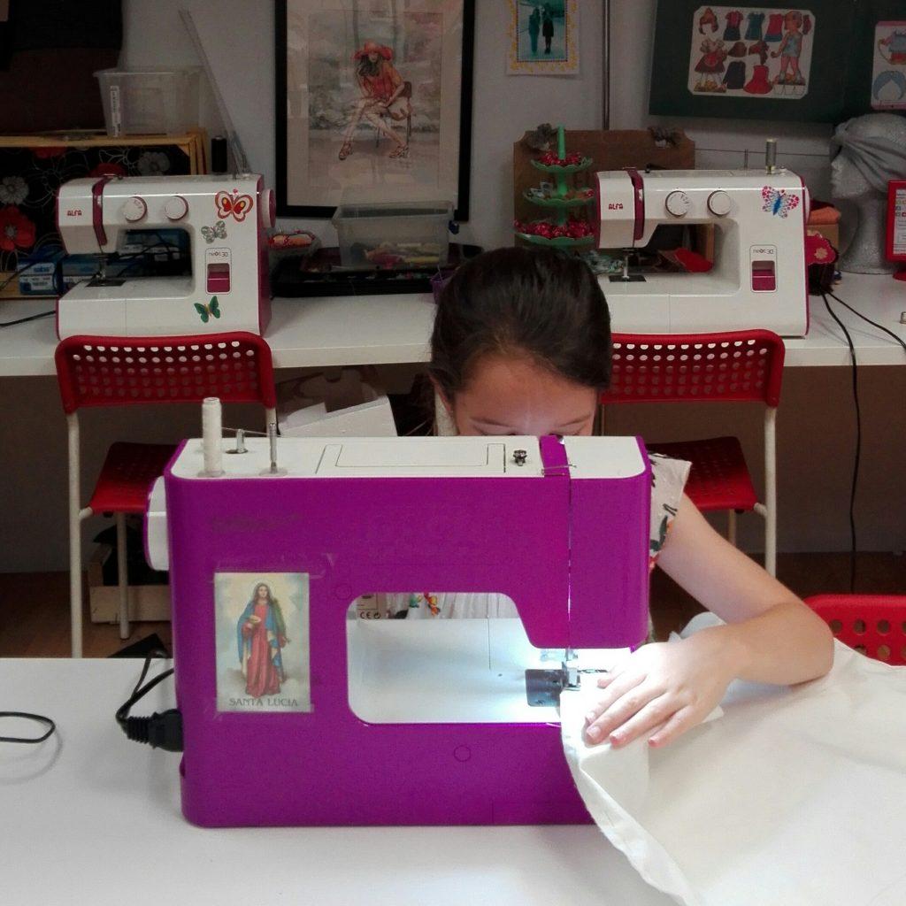 Escuela de costura y patronaje