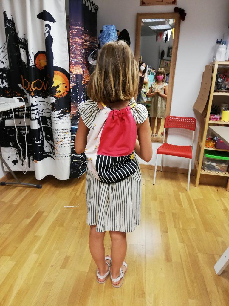 curso de iniciacion a la costura para niñas y niños