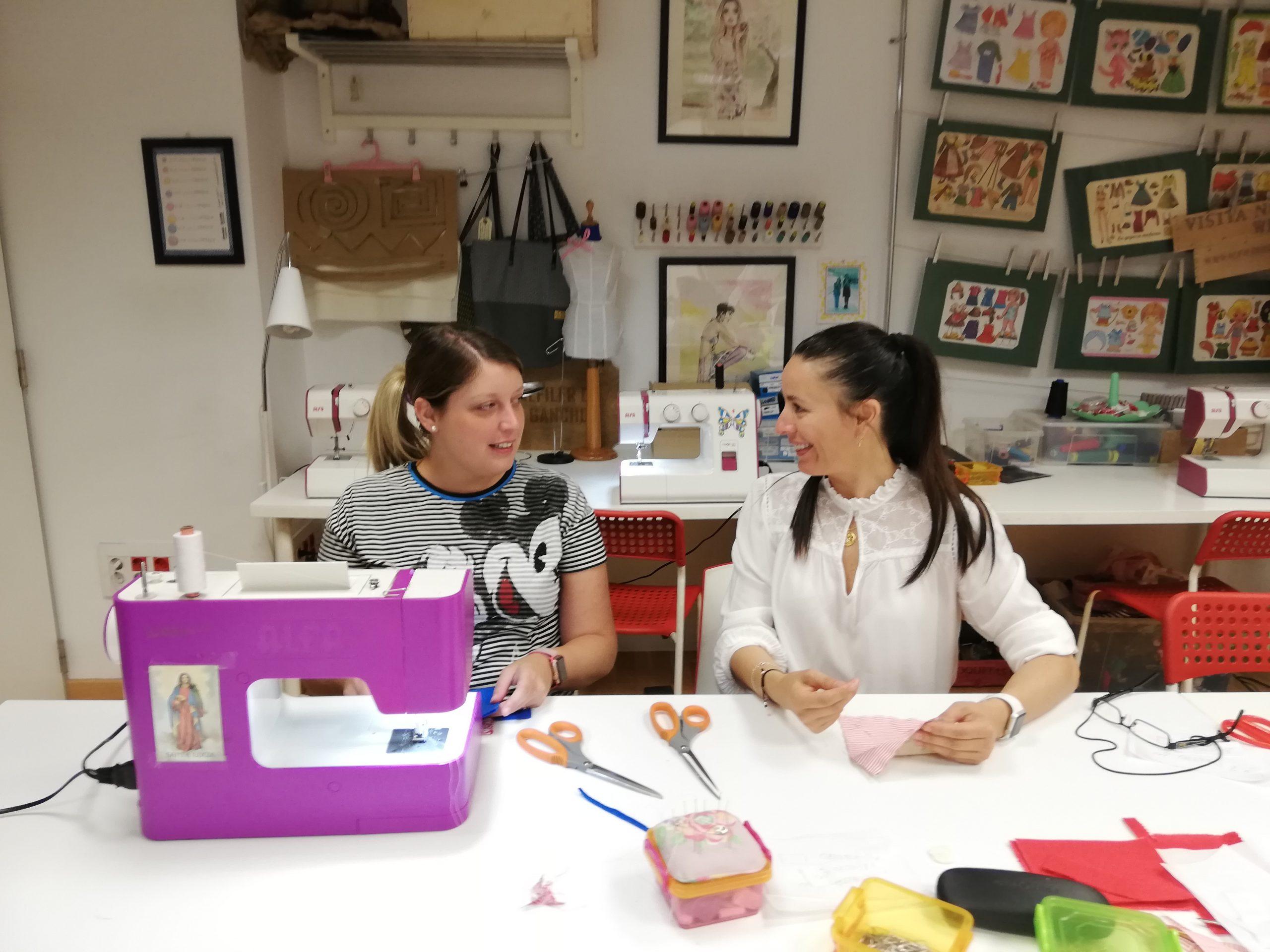 curso de iniciacion a la costura en zaragozz